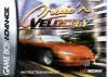 Cruis'n Velocity GBA Instruction Booklet (Game Boy Advance Manual only) (Nintendo Game Boy Advance Manual) - Nintendo