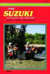 Suzuki Alt/Lt125 and 185 1983 1987: Service Repair Performance (Clymer Motorcycle Repair Series) (Clymer Manuals: Motorcycle Repair) - Ed Scott