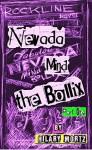 Nevada Mind The Bollix - Part One: A Rockline Novel - Hilary Mortz