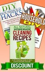 Household DIY Box Set: Household DIY + DIY Household Hacks + All-Natural Homemade Cleaning Recipes: DIY, DIY Household Hacks, DIY Projects, A DIY Guide, Cleaning House, Box Sets, Box Sets for Kindle - Jesse Jacobs