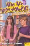 Why Are Boys So Weird? - Candice F. Ransom