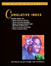 African American Reference Library Cumulative Index. (African American Reference Library) - Sonia Benson, Julie Carnagie