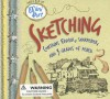 Sketching [With Sketch Book and 3 Grades of Pencil and Eraser and Sharpener] - Tony Potter, Richard Fowler