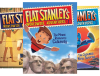 Flat Stanley's Worldwide Adventures #1-4 Box Set (4 Book Series) - Jeff Brown, Macky Pamintuan, Macky Pamintuan