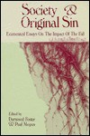 Society and Original Sin - Durwood Foster, Paul Mojzes