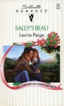Sally's Beau (Silhouette Romance, No 923) - Laurie Paige