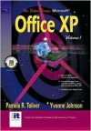 Select Series: Microsoft Office XP Volume I - Pamela R. Toliver, Yvonne Johnson, Sue Wise