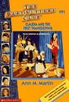 Claudia and the First Thanksgiving - Ann M. Martin, Nola Thacker