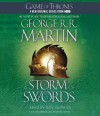 A Storm of Swords (Song of Ice and Fire (Audio) #03) [ A STORM OF SWORDS (SONG OF ICE AND FIRE (AUDIO) #03) BY Martin, George R R ( Author ) Mar-27-2012 - George R R Martin