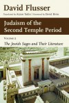 Judaism of the Second Temple Period, Volume 2: The Jewish Sages and Their Literature - David Flusser, Azzan Yadin