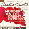 Murder on the Orient Express: A Hercule Poirot Mystery (Audio) - Agatha Christie, David Suchet