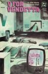 V for Vendetta #4 - Alan Moore, David Lloyd