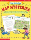 Fun-to-solve Map Mysteries - Lisa Trumbauer