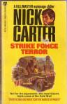 Strike Force Terror - Nick Carter