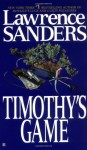 Timothy's Game - Lawrence Sanders