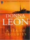 A Sea Of Troubles: (Brunetti) - Donna Leon