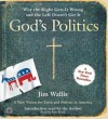 God's Politics (Audio) - Jim Wallis, Sam Freed
