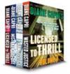Licensed to Thrill: Volume 4, Justice #4-6 - Diane Capri