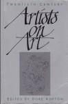 20th Century Artist on Art - Dore Ashton
