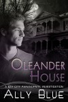 Oleander House - Ally Blue