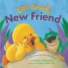 Little Quack's New Friend (Board Book) - Lauren Thompson, Derek J. Anderson, Derek Anderson