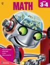 Brighter Child Book of Math, Grades 3-4 - School Specialty Publishing, Brighter Child