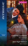 Mills & Boon : Intrigue Duo/Christmas Countdown/Silent Night Stakeout - Jan Hambright, Kerry Connor