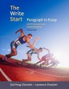 The Write Start: Paragraphs to Essays with Professional and Student Readings - Gayle Feng-Checkett, Lawrence Checkett