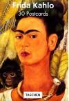 Frida Kahlo: 30 Postcards - Frida Kahlo