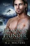 Drakon's Plunder - N.J. Walters