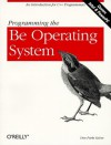 Programming the Be Operating System - Dan Parks Sydow