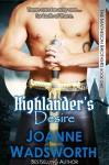 Highlander's Desire - Joanne Wadsworth