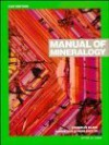 Manual of Mineralogy (after James D. Dana) - Cornelius Klein, James Dwight Dana