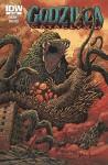 Godzilla: Cataclysm #2 - Cullen Bunn, Dave Wachter