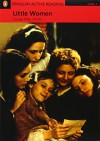 Little Women Book and CD-ROM Pack: Level 1 (Penguin Active Reading (Graded Readers)) by Louisa May Alcott (3-May-2007) Paperback - Louisa May Alcott
