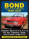 Bond Three & Four Wheelers 1948-1974 - R.M Clarke