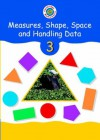 Cambridge Mathematics Direct 3 Measures, Shape, Space and Handling Data Textbook - Jane Crowden, Sandy Cowling, Andrew King