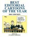 Best Editorial Cartoons 2001 - Charles Brooks