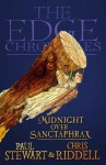 Midnight Over Sanctaphrax (The Edge Chronicles, #6) (Book of Twig, #3) - Paul Stewart, Chris Riddell