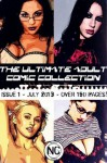 The Ultimate Adult Comic Collection #1 - July 2013 - April Andrews, Leanne Rowlands, Sandy Baker, Michael Tomlinson, Sarah Sanderson, Christina Taylor