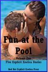 Fun at the Pool Volume One Five Explicit Erotica Stories - Savannah Deeds, Andi Allyn, Stephanie Hughs, Kassandra Stone, Hope Parsons