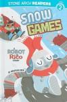 Snow Games - Anastasia Suen, Tod Smith