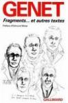 Fragments... et autres textes - Jean Genet, Edmund White