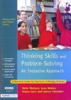 Thinking Skills and Problem-Solving - An Inclusive Approach: A Practical Guide for Teachers in Primary Schools - Wallace Belle
