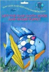 Rainbow Fish Hide and Seek Cloth Book & Finger Puppet - Marcus Pfister, North-South Books