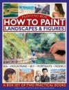 Painting Box: How to Paint Landscapes & Figures - Sarah Hoggett, Vincent Milne, Abigail Edgar