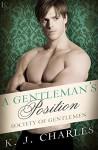 A Gentleman's Position - K.J. Charles