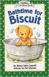 Bathtime for Biscuit - Alyssa Satin Capucilli, Pat Schories