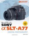 David Busch's Sony Alpha Slt-A77 Guide to Digital Photography - David D. Busch, Alexander S. White, BUSCH