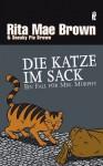 Die Katze im Sack (Mrs. Murphy, #12) - Rita Mae Brown, Sneaky Pie Brown